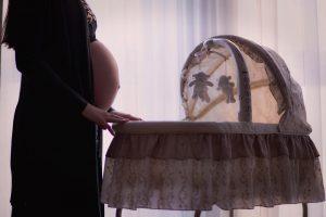 Baby uitzetlijst - Babykamer