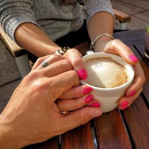 Koffie zwanger