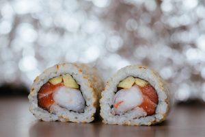 sushi zwanger