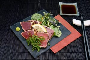 tonijn zwanger